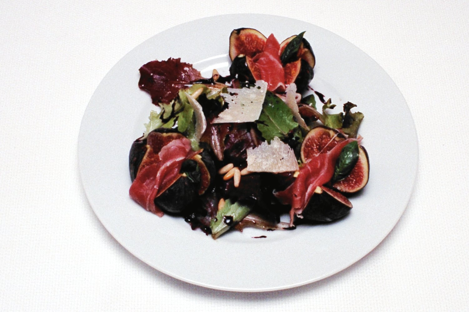 Figs and Parma Ham