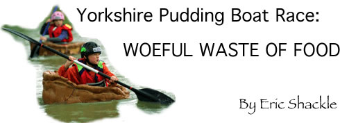 Yorkshire Pudding Race