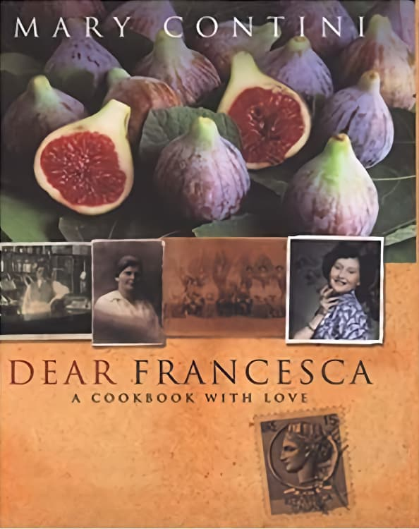 Dear Francesca, A Cookbook with Love