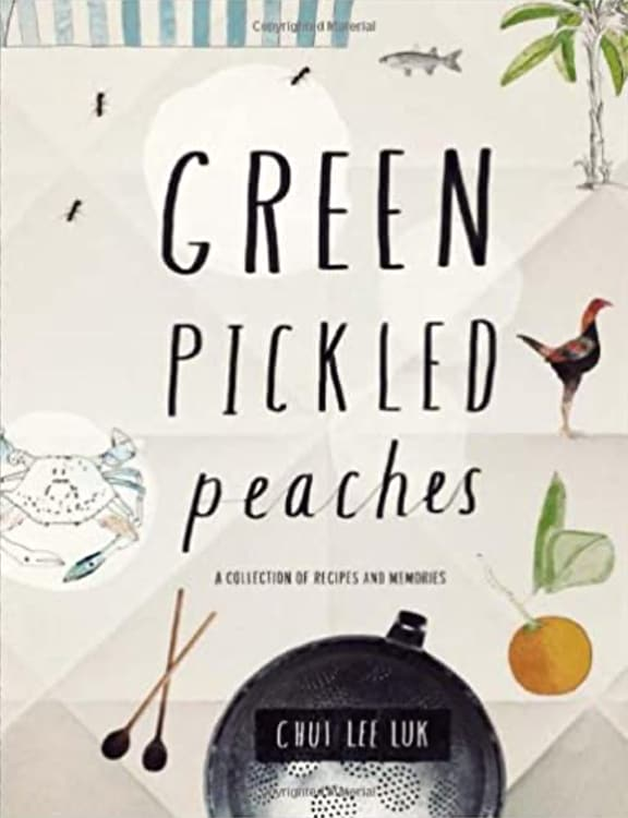 Green Pickled Peaches Book Review