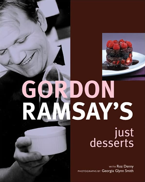 Just Desserts Gordon Ramsay Book Review