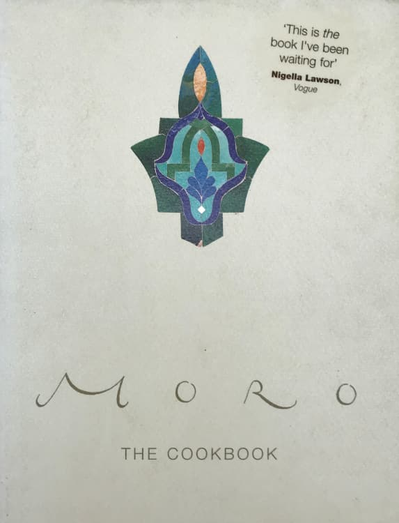 Moro, The Cookbook Book Review