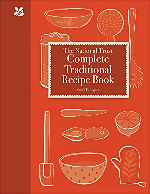 National Trust Traditional Recipe Book