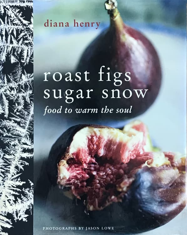 Roast Figs Sugar Snow