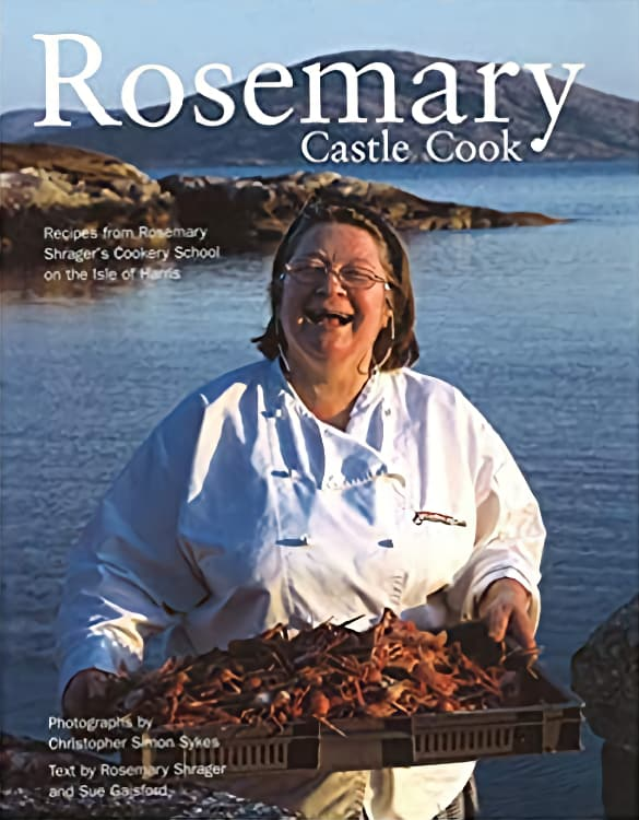 Rosemary, Castle Cook Book